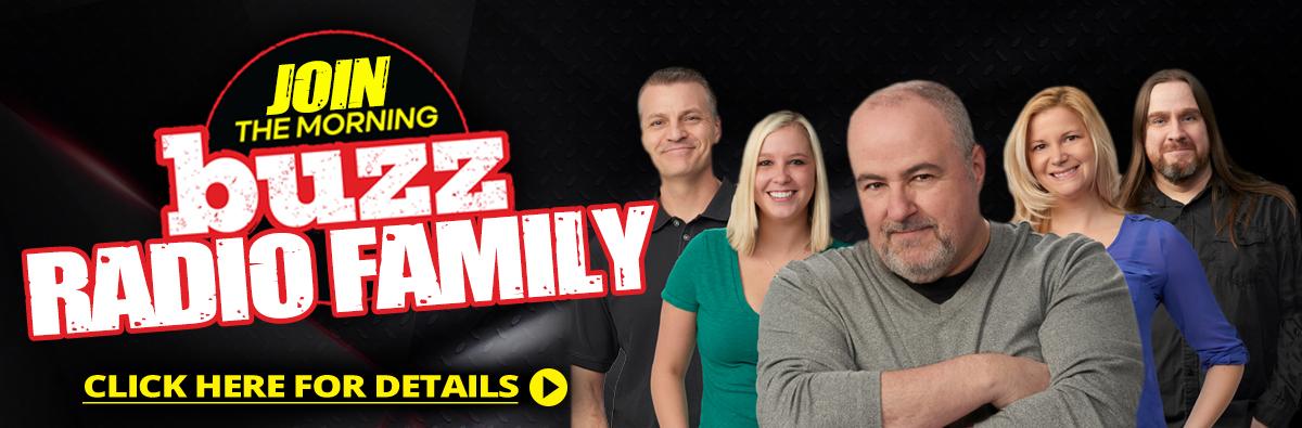 Morning Buzz Radio Family