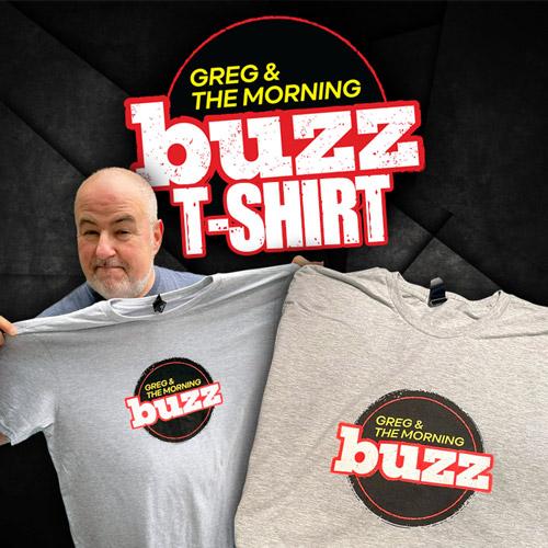 Greg & The Morning Buzz T-Shirt